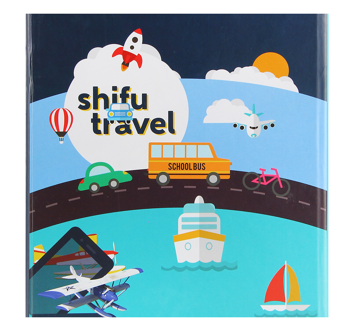 Playshifu | Playshifu Travel Augmented Reality Learning Games - Ios & Android (60 Vehicle Cards) Science Kits for Kids age 24M+