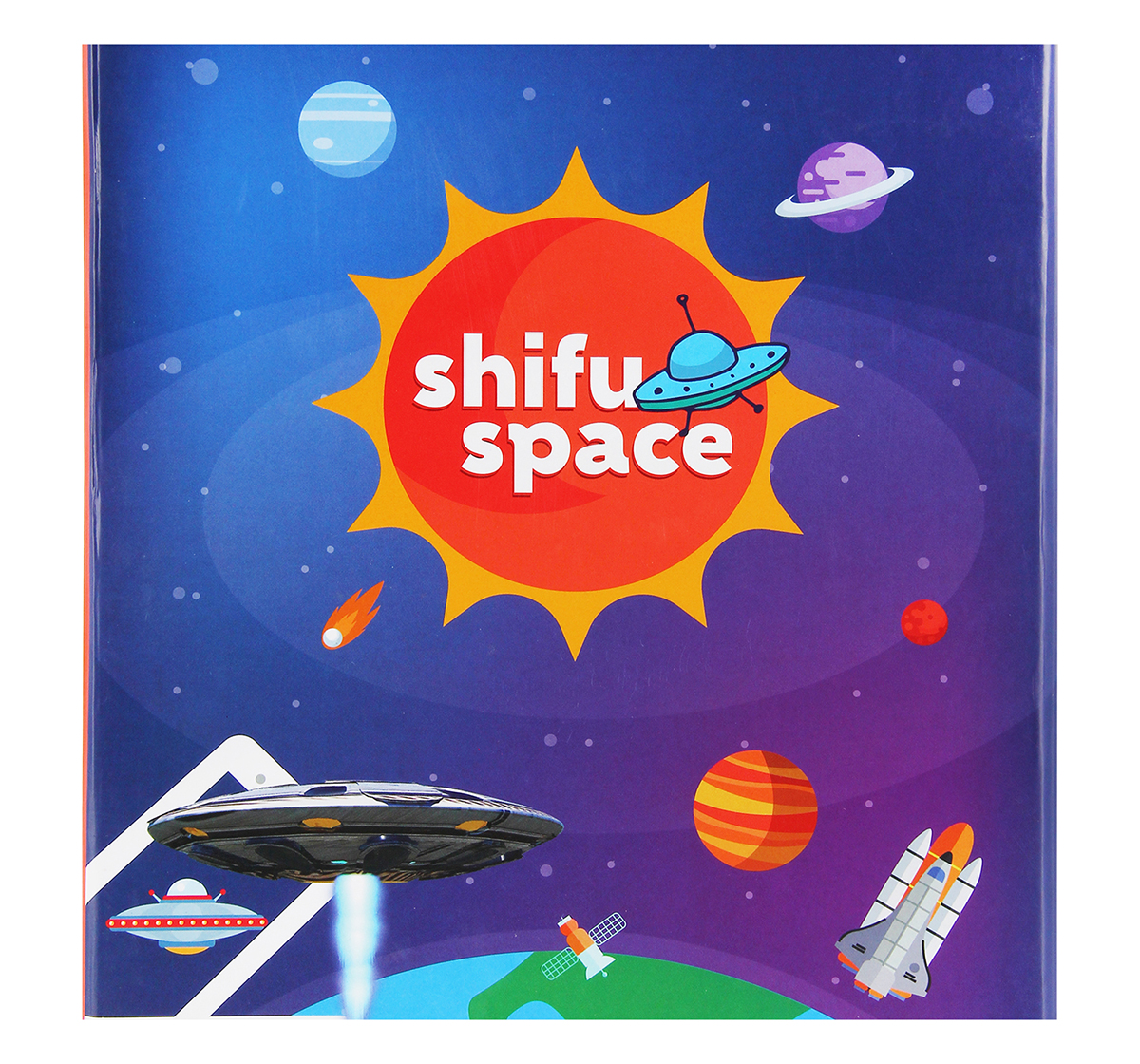 Playshifu | Playshifu iOS And Android Augmented Reality Space Educational Game, Black Science Kits for Kids age 5Y+
