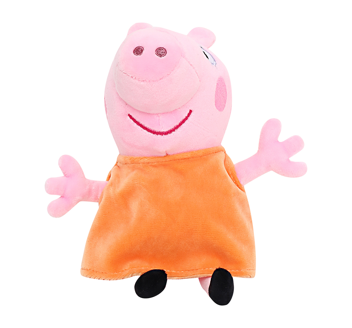 Peppa Pig | Peppa Pig Mummy 19 Cm Soft Toy for Kids age 3Y+ (Pink)