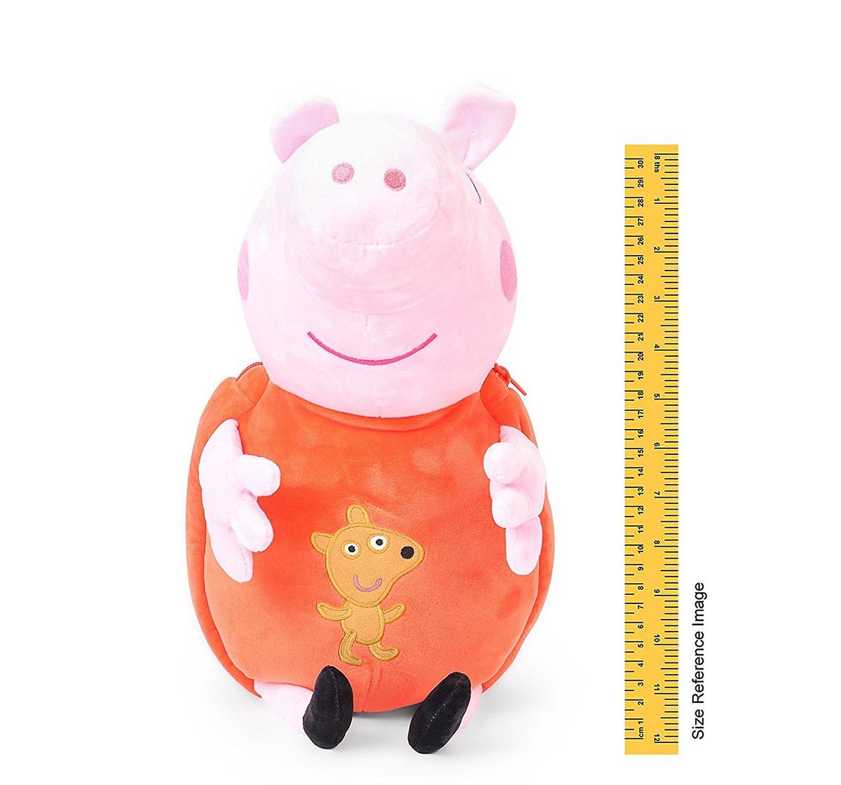 Peppa Pig | Peppa Pig Soft Toy Bag Multi Color 44 Cm for Kids age 2Y+