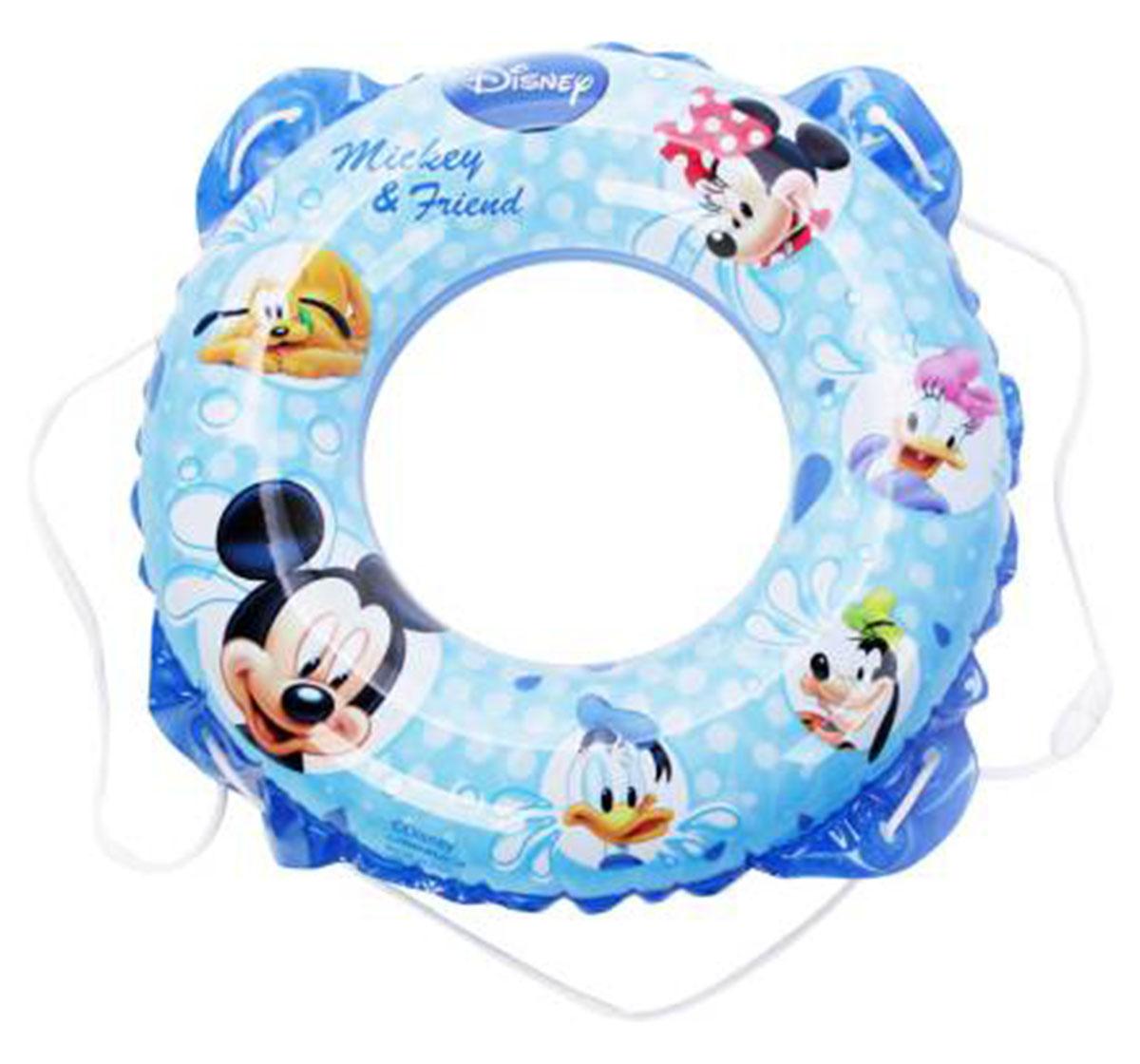 Disney   Disney Mesuca mickey Kid 50Cm Swimming Ring , Blue, 2Y+