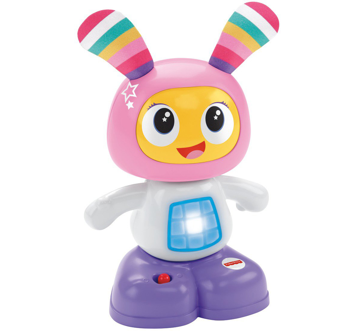Fisher-Price   Fisher Price Beatbelle Mini Figure, Multi Color Early Learner Toys for Kids age 6M+