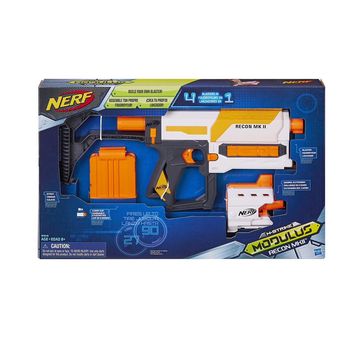 Nerf | Nerf Modulus Recon Mkii Blaster Blasters for Boys age 8Y+