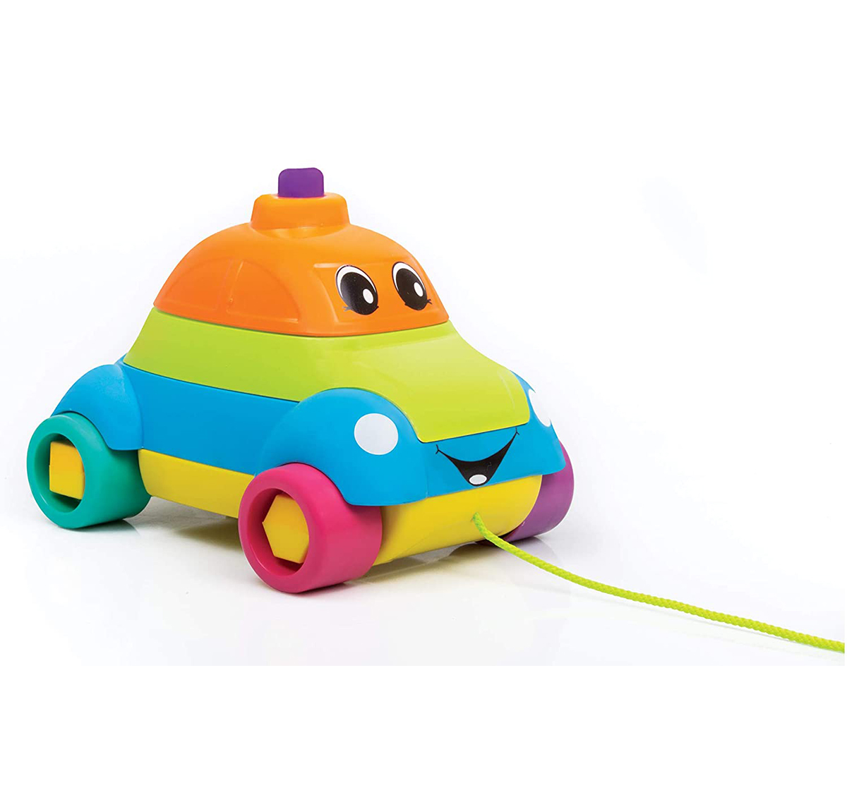 Giggles   Giggles Stack A Car Activity Toys for Kids age 12M+