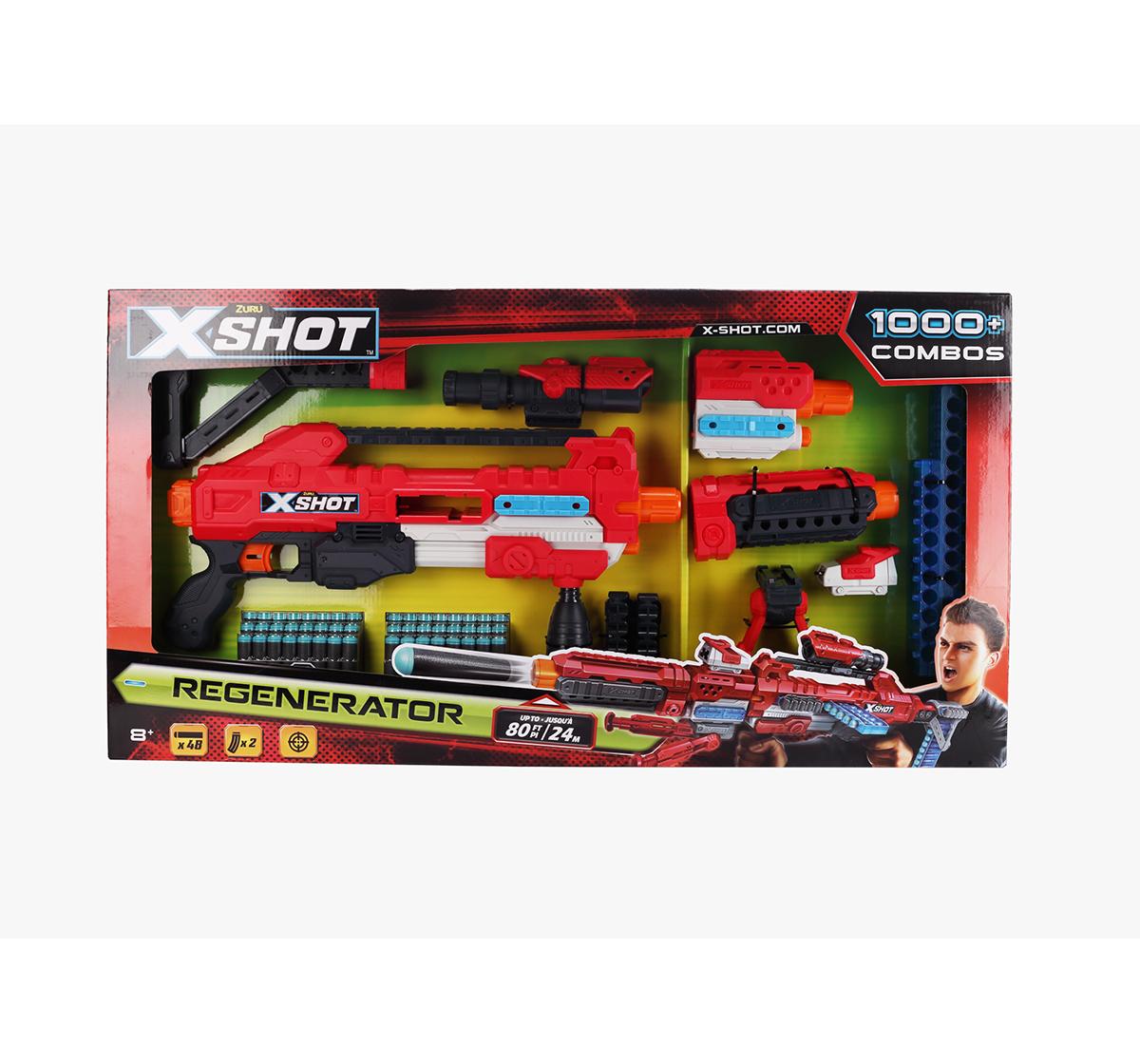 X-Shot | X-Shot Excel Regenerator Blasters for Kids age 8Y+