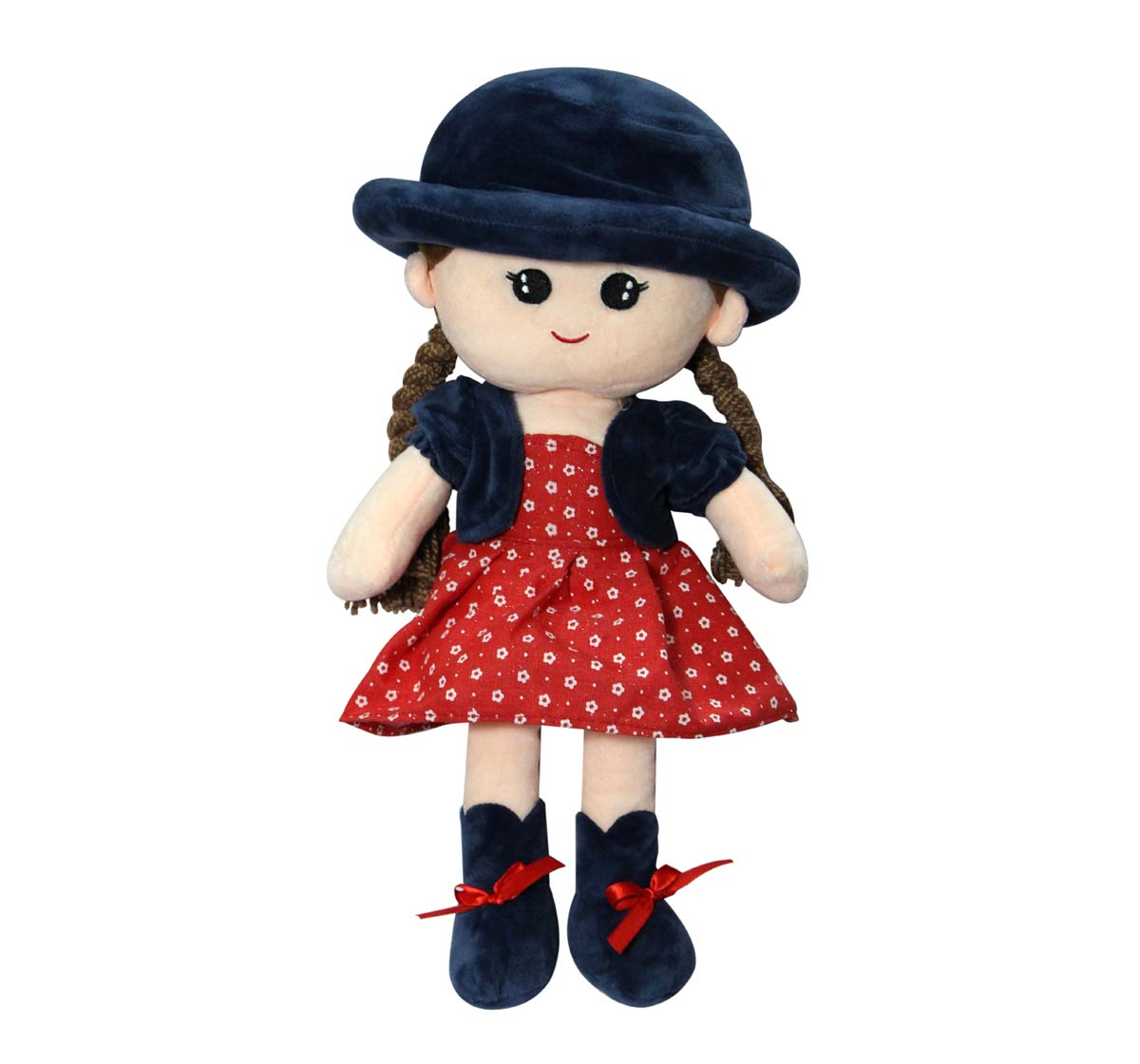 Disney | Disney Flamingo Doll With Round Cap Dolls & Puppets for Kids age 12M+ 48.26 Cm