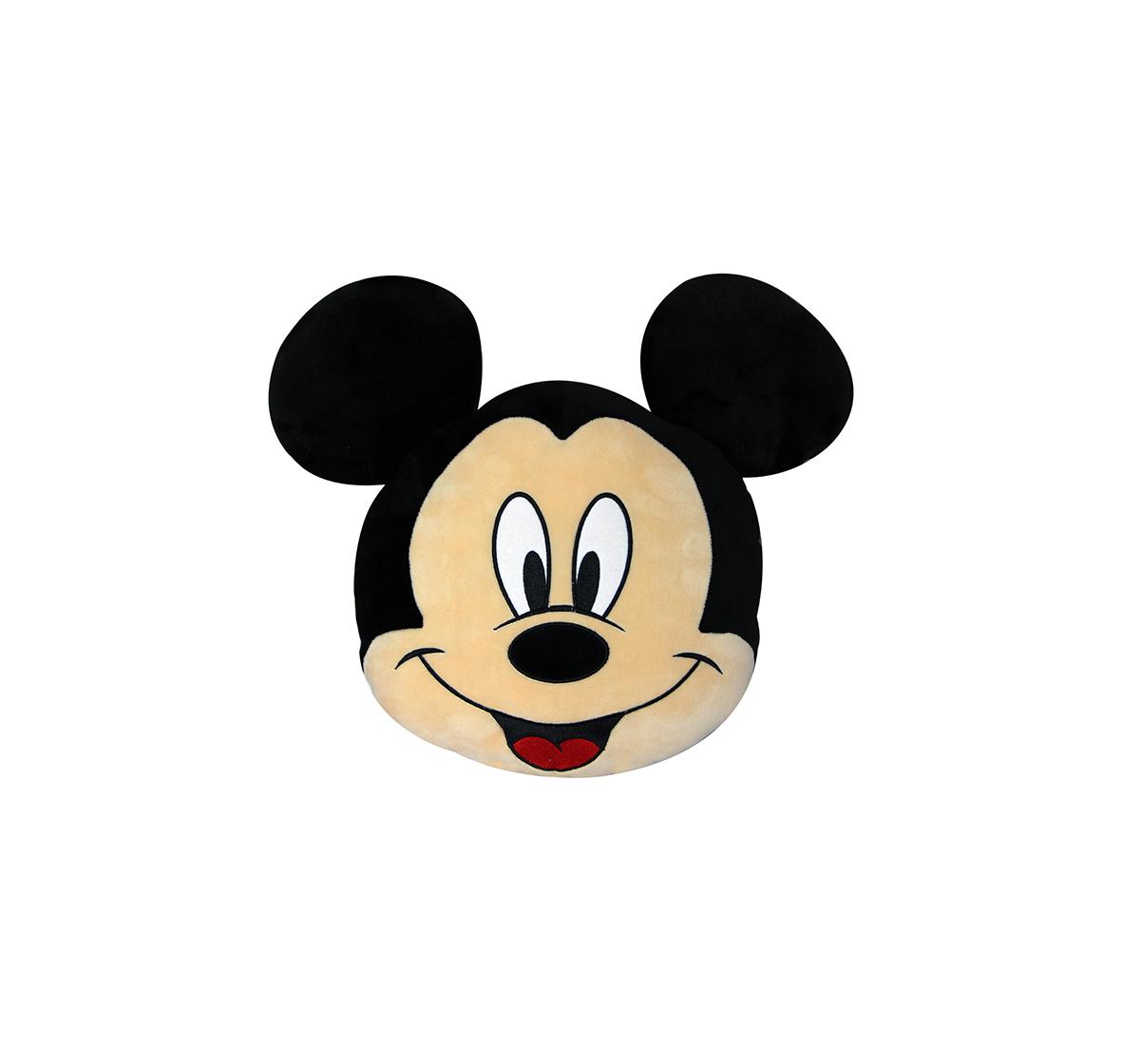 Disney | Disney 2Side Micky Minie Shape Cush Plush Accessories for Kids age 12M+ - 30.48 Cm