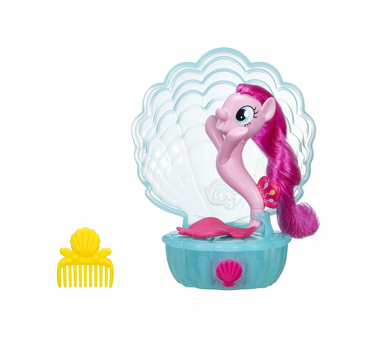 My Little Pony |  My Little Pony Sea Song Assorted Character Soft Toys for Kids age 3Y+ - 22.5 Cm