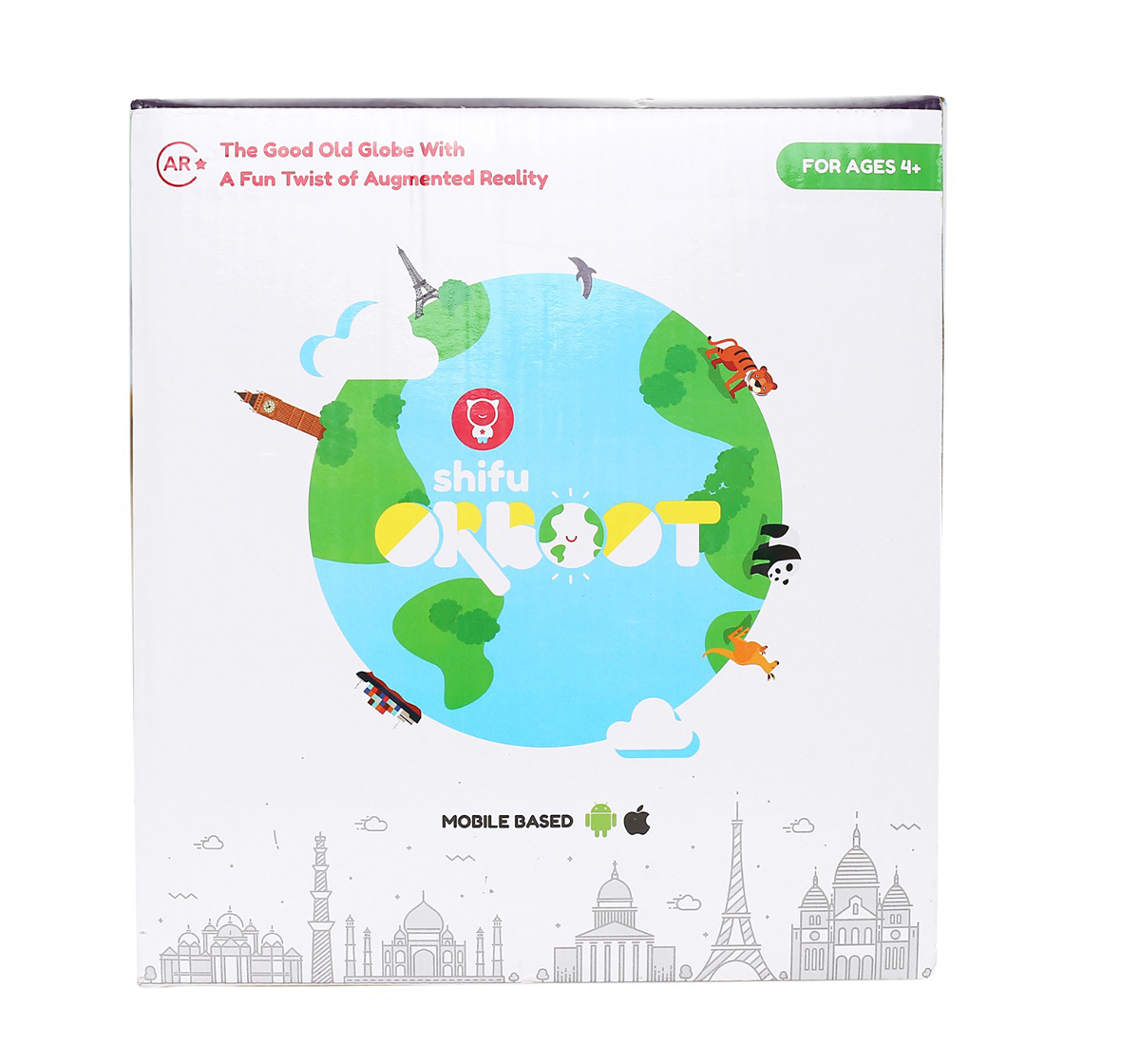 Playshifu | Playshifu Orboot - The Educational, Augmented Reality Based Globe Science Equipments for Kids age 4Y+