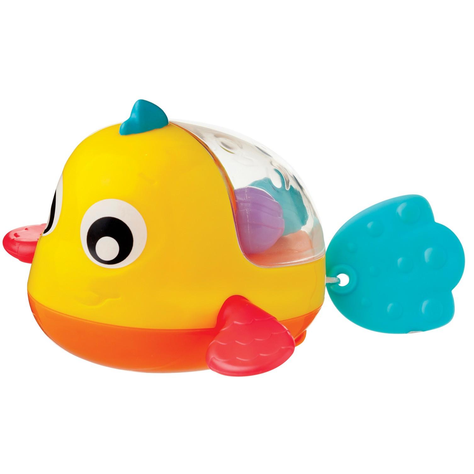 Playgro   Playgro Padding Bath Fish Multicolor