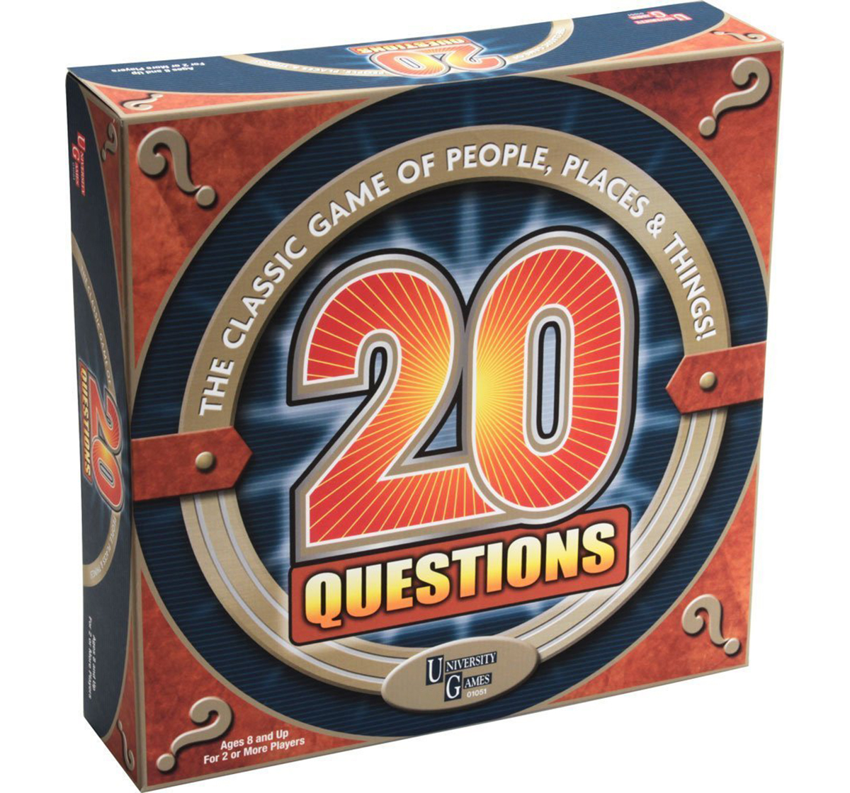 Funskool | Funskool The Classic Game Of 20 Questions for Kids age 8Y+
