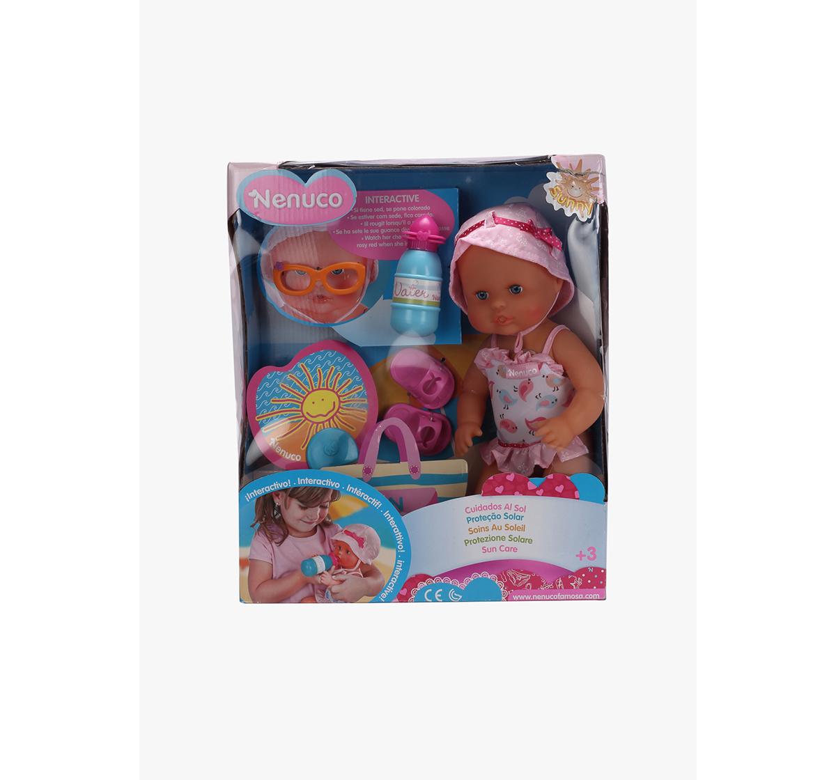 Nenuco   Nenuco Sunny Dolls & Accessories for Girls age 3Y+ (Brown)