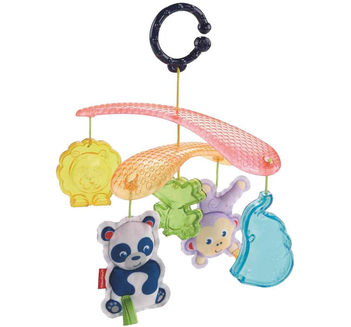 Fisher-Price | Fisher Price On-The-Go Stroller Mobile New Born for Kids age 12M+