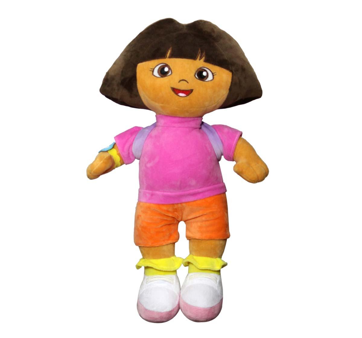 Dora The Explorer | Dora Soft Toy Character Doll for Kids age 12M+ 40.64 Cm