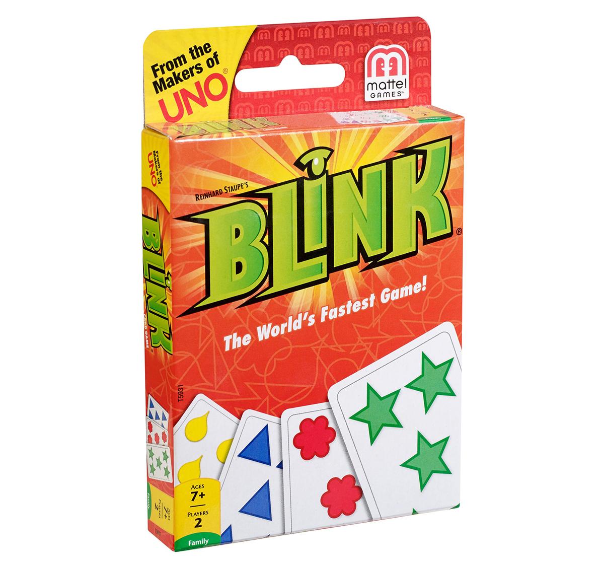 Mattel | Mattel Games Blink Games for Kids age 7Y+