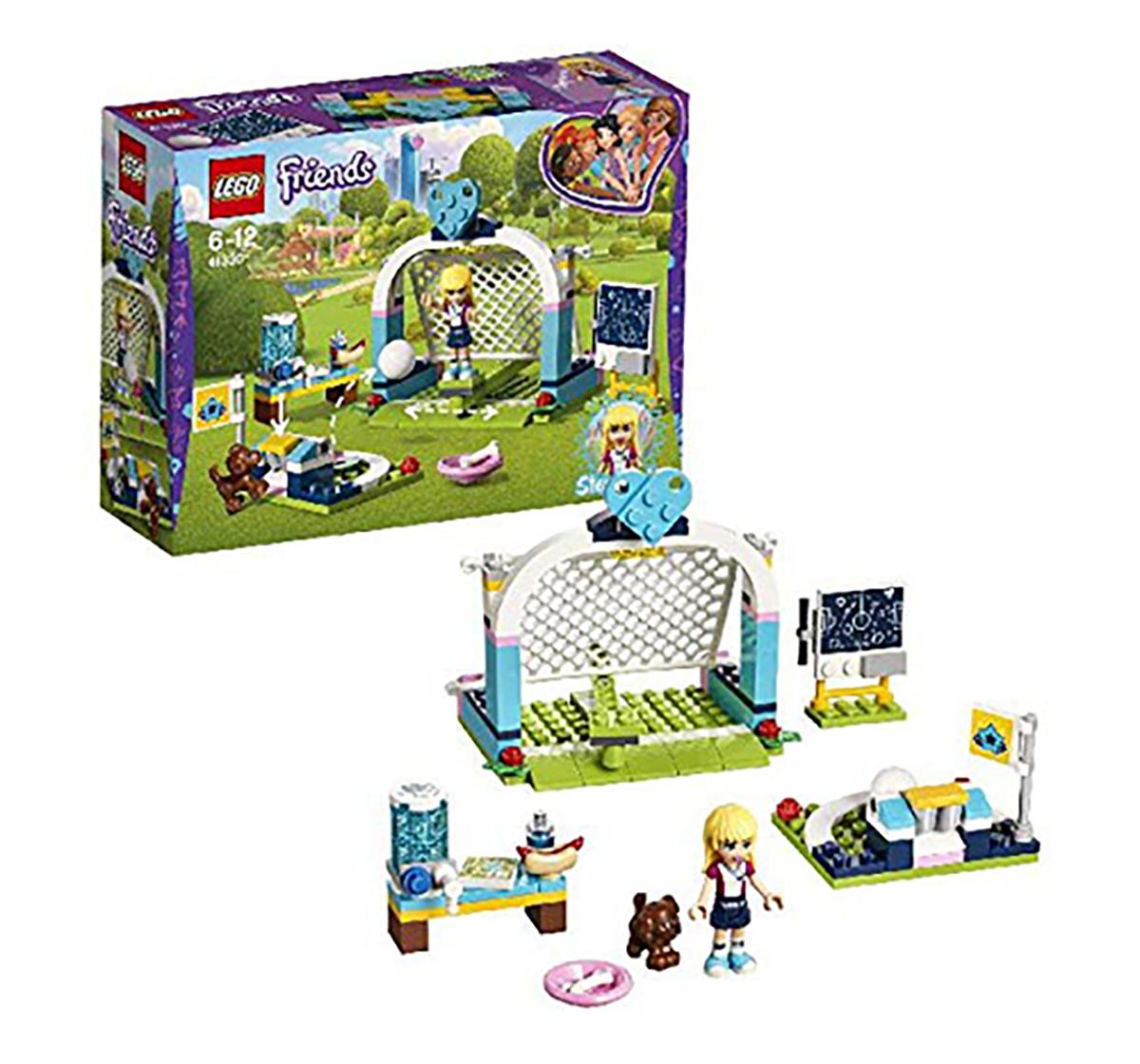 LEGO   Lego Friends Stephanie's Soccer Practice Building Blocks s (119 Pcs) 41330 for Girls age 6Y+