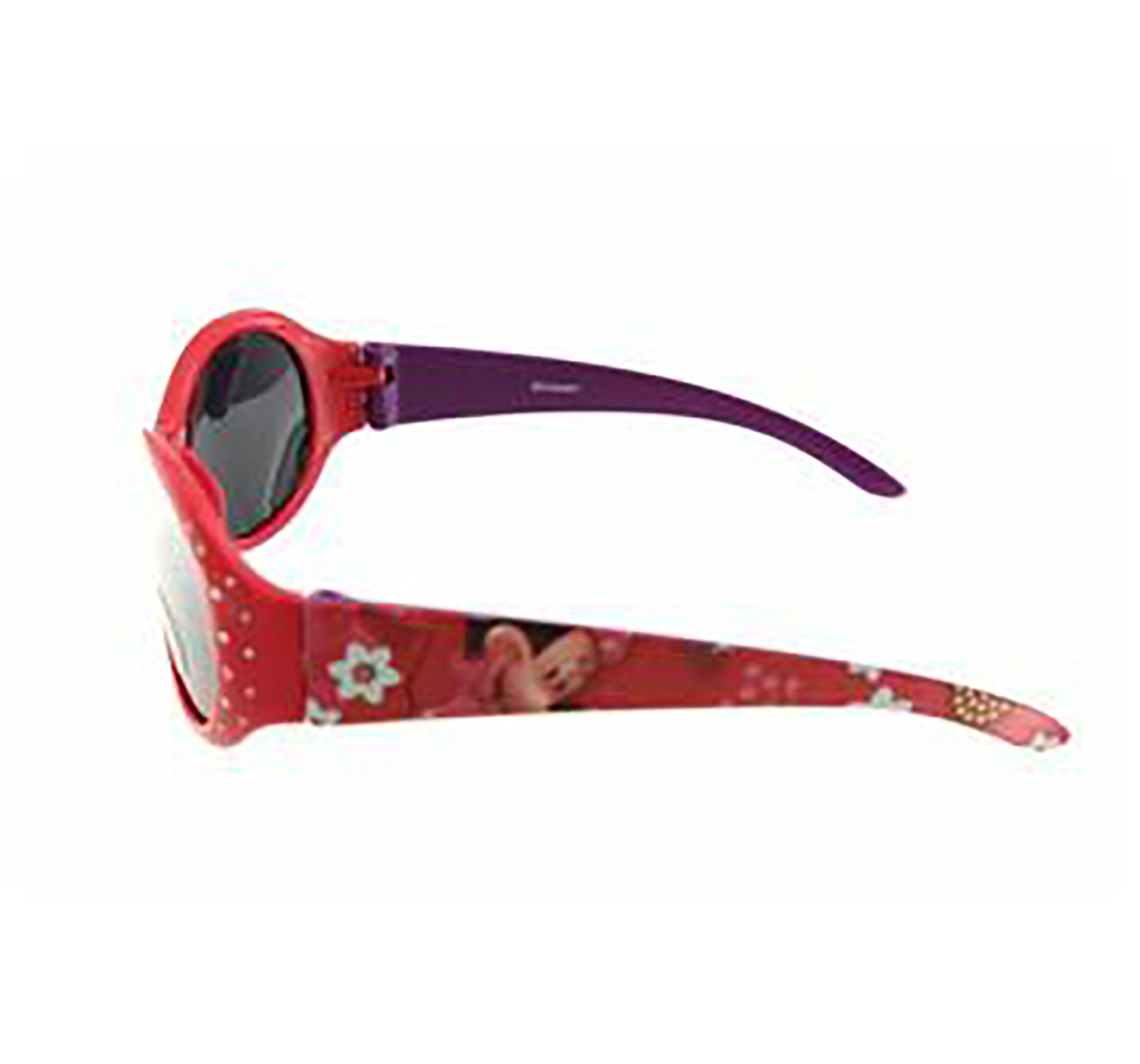 Disney   Disney Minnie Mouse Sunglasses With Polarized Lens Novelty for Girls age 3Y+ (Red)