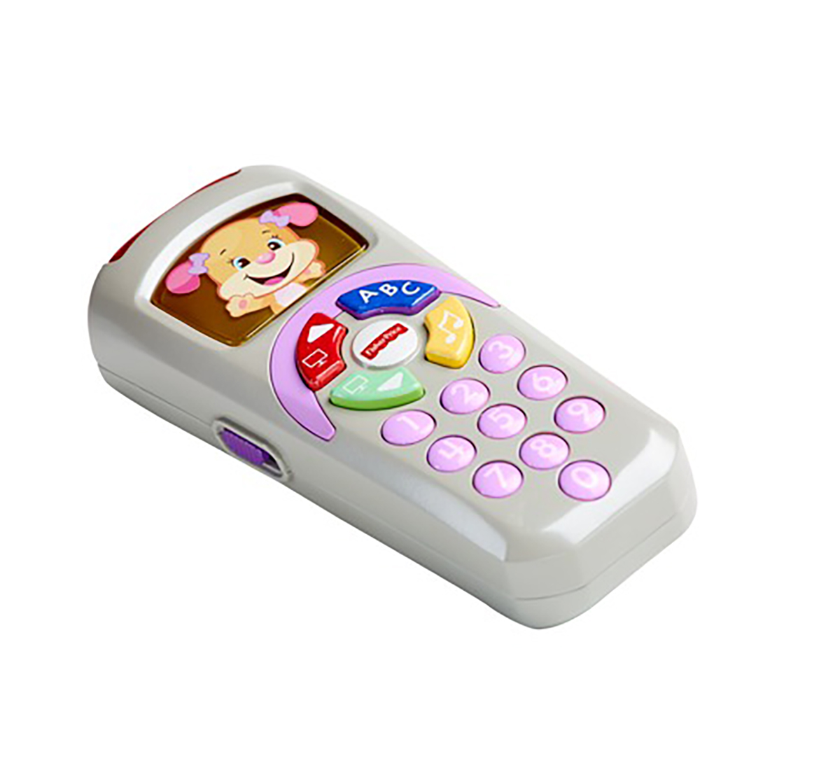 Fisher-Price | Fisher-Price® Laugh & Learn™Puppy & Sis' Remote Assorted Learning Toys for Kids age 6M+