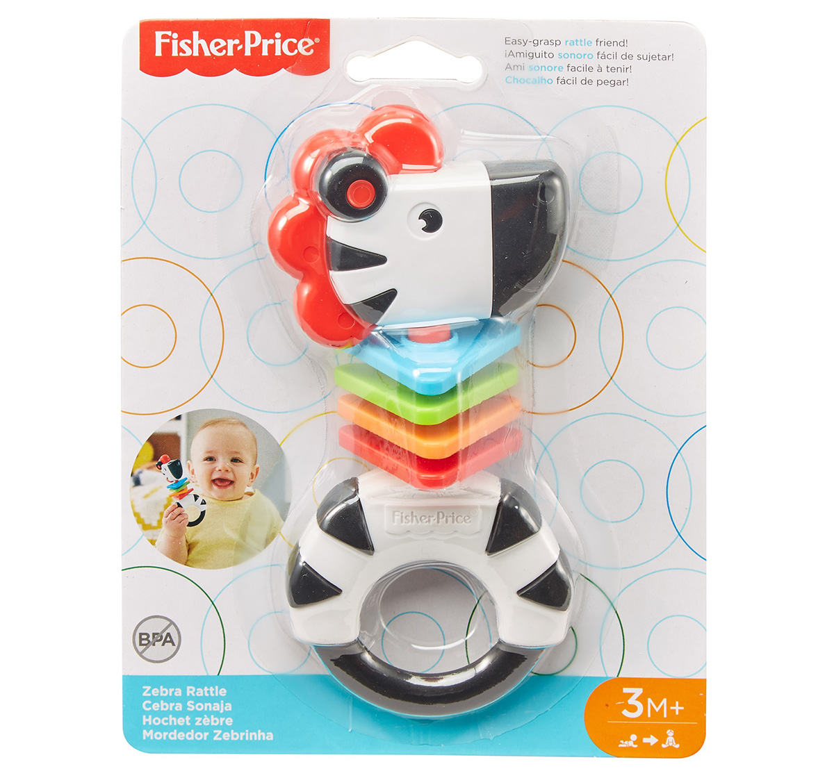 Fisher-Price | Fisher-Price Sigstyle OPP Peg  for Kids age 0M+
