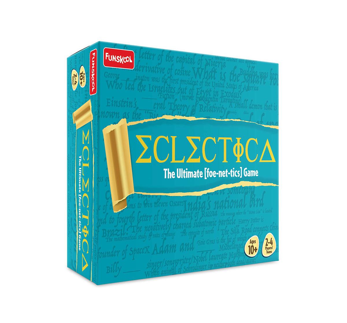 Funskool |  Funskool Games Eclectica (Multi Color) Games for Kids age 10Y+