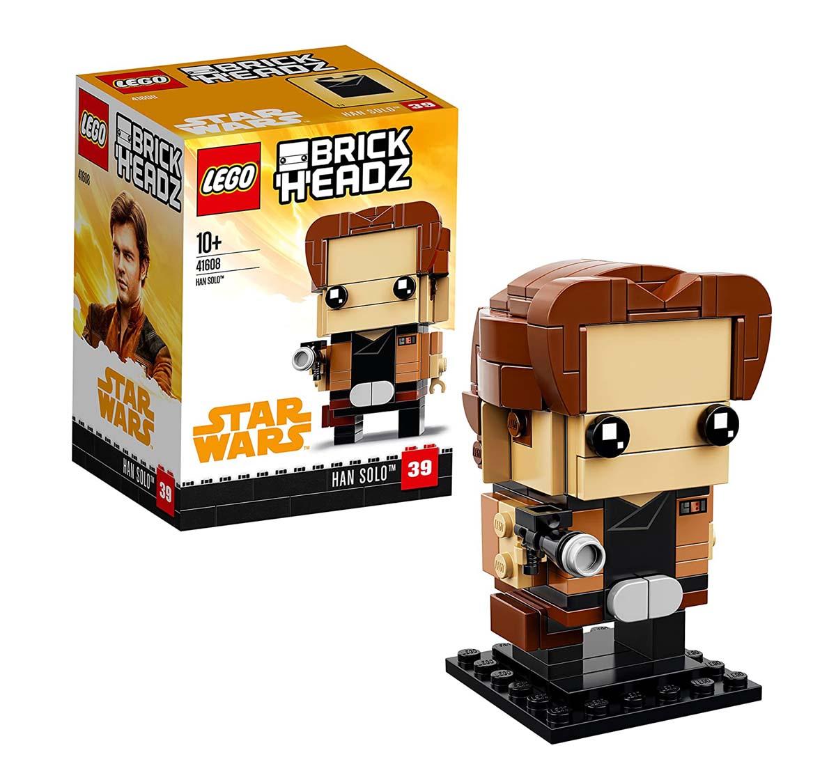 LEGO | Lego Brickheadz 41608 Han Solo Blocks for Kids age 10Y+