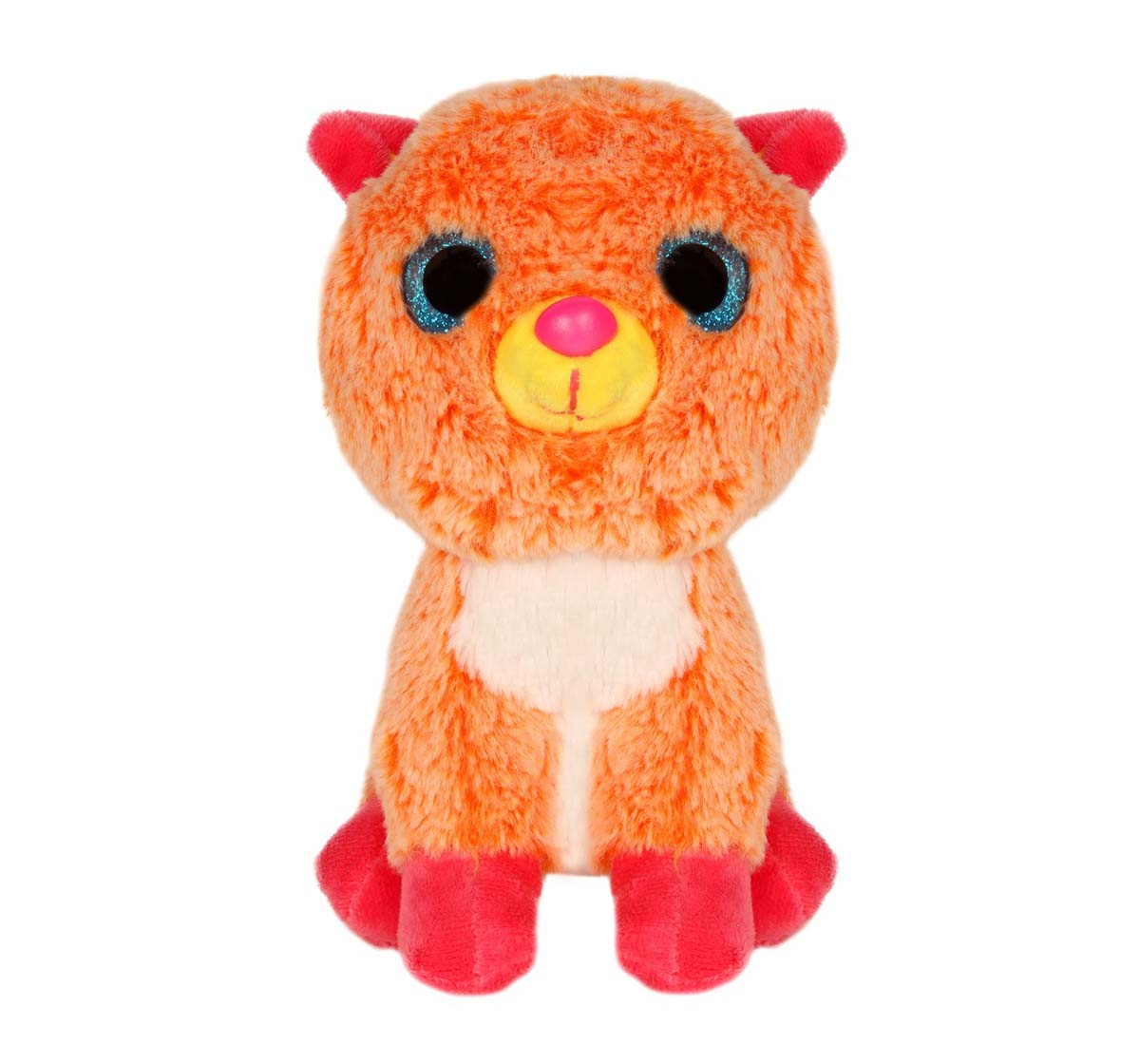 Cuddles | Cuddles Dual Tone Fox, Animals & Birds for Kids age 0M+ 25 Cm