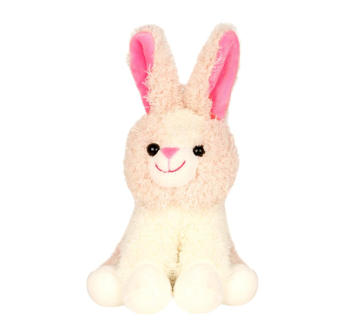 Sophie | Sophie Rabbit Plush , 17Cms Quirky Soft Toys for Kids age 12M+ - 17 Cm (Pink)