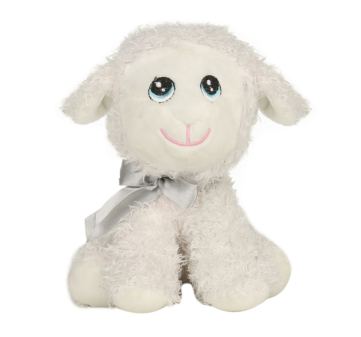 Sophie   Sophie Cuddles Sheep Soft Toy, 18Cms Quirky Soft Toys for Kids age 12M+ - 18 Cm (White)