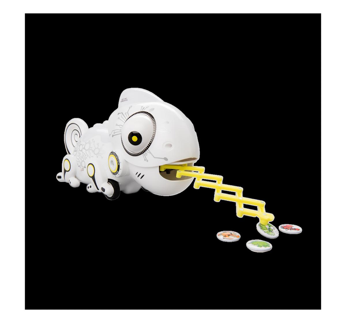 Silverlit | Silverlit Robo Chameleon White Robotics for Kids age 3Y+ (White)