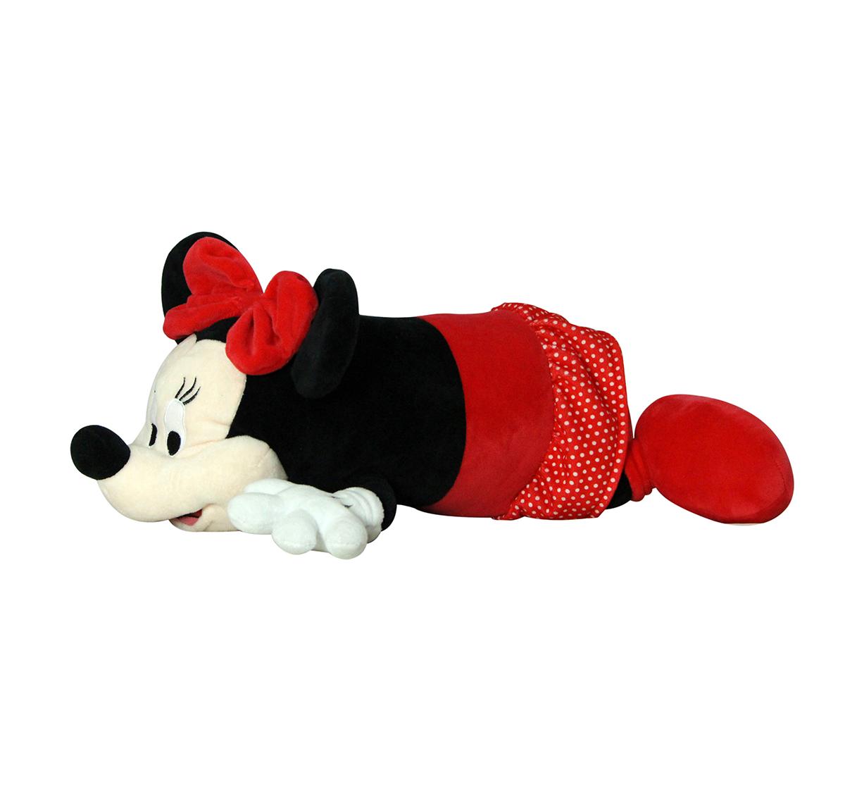 Disney | Disney Minnie Bolster Plush Accessories for Kids age 12M+ - 16.5 Cm