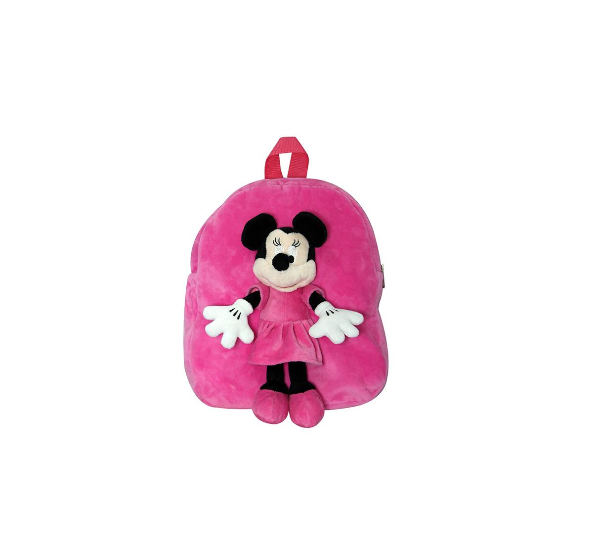 Disney | Disney Minnie Backpack Plush Accessories for Kids age 12M+ - 30.48 Cm