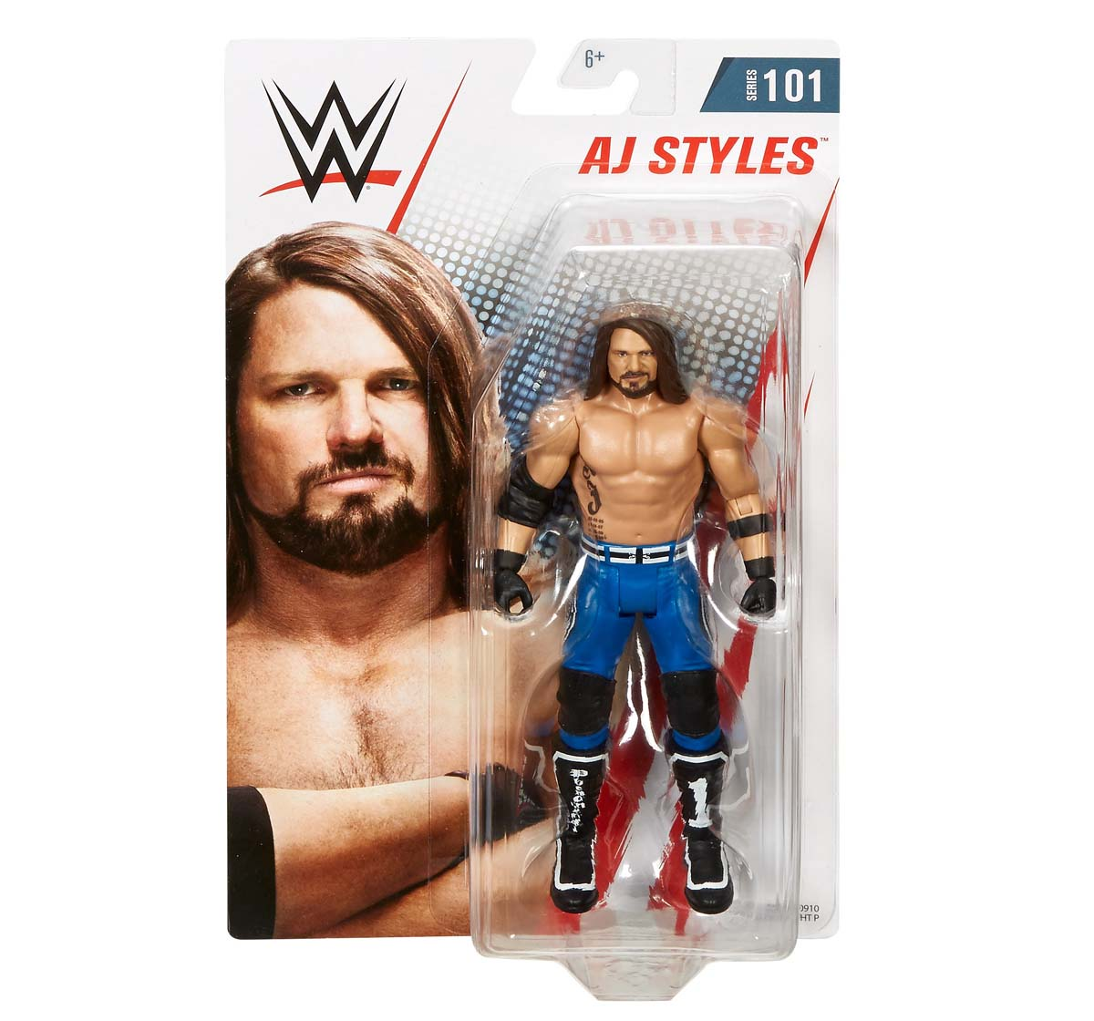 Wwe   Wwe Basic Action Figures for Kids Age 6Y+