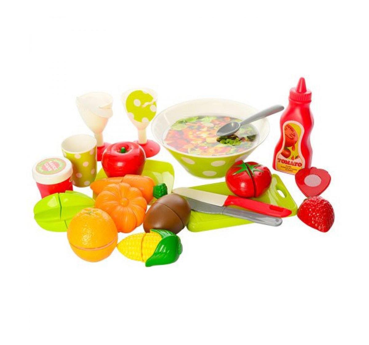 Comdaq   Comdaq Fruit Set for Kids age 3Y+