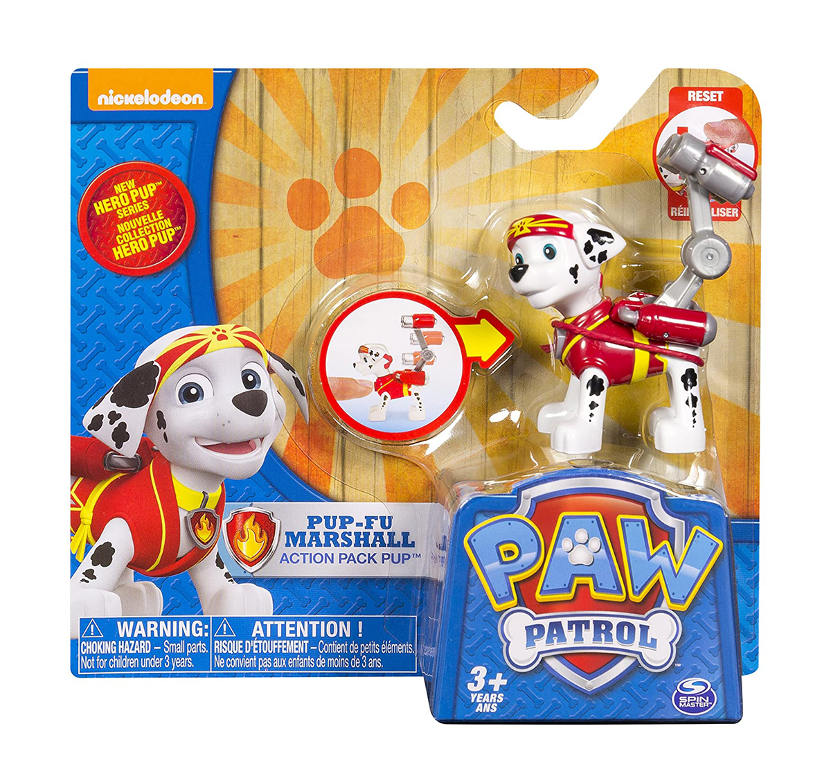 Paw Patrol   Paw Patrol Hero Pup FigureAssorted Activity Toys for Kids age 3Y+