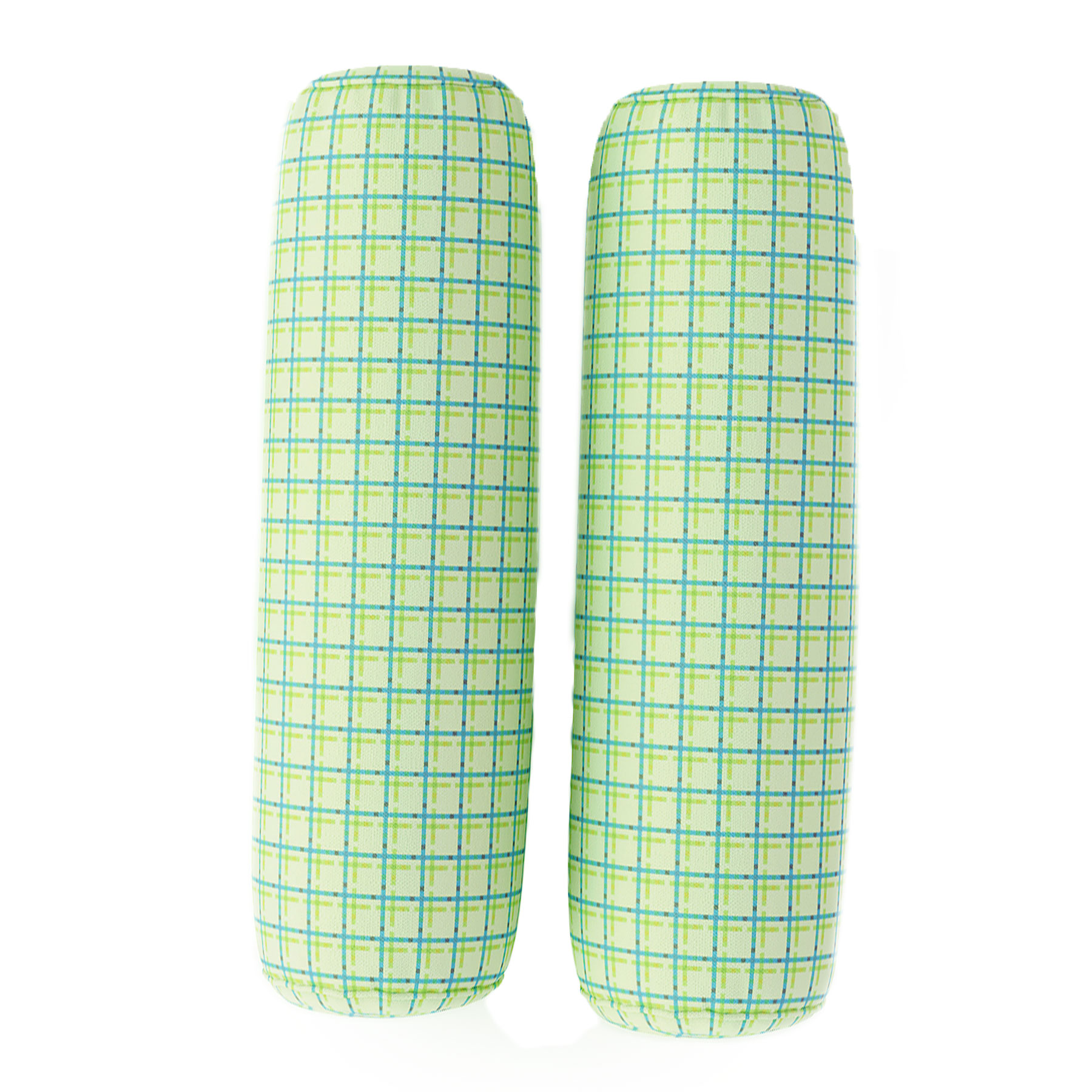 Mothercare | Fancy Fluff Set Of 2 Bolsters. - Travel