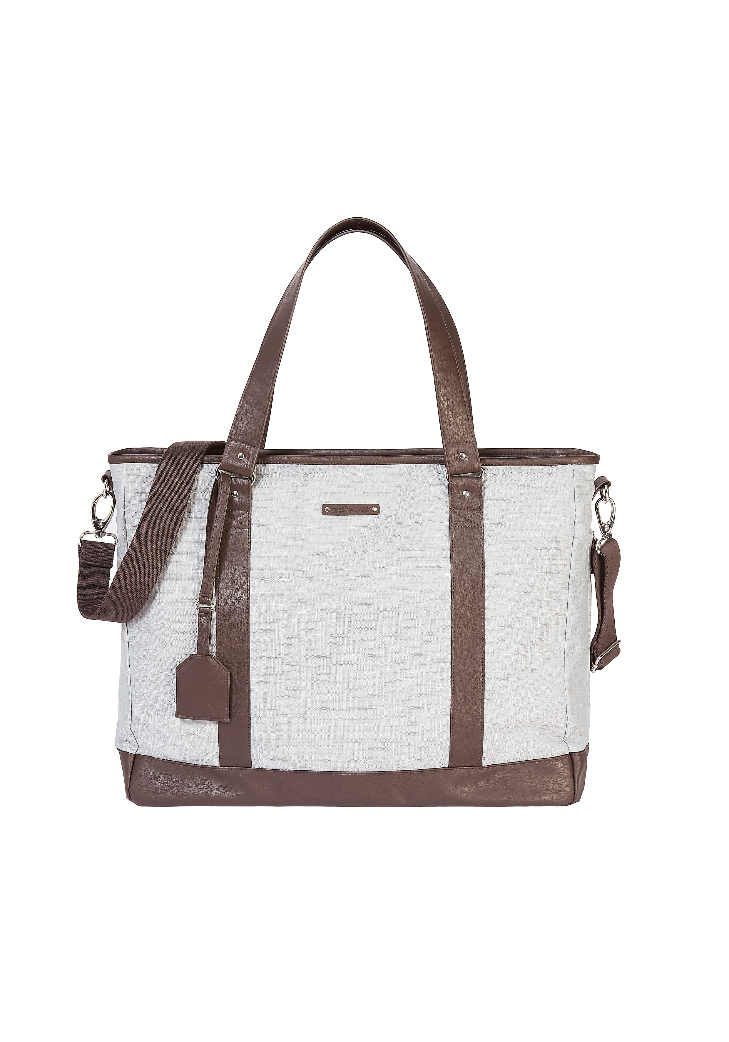 Mothercare | Mothercare Ivy Weekender Changing Bag Alloy