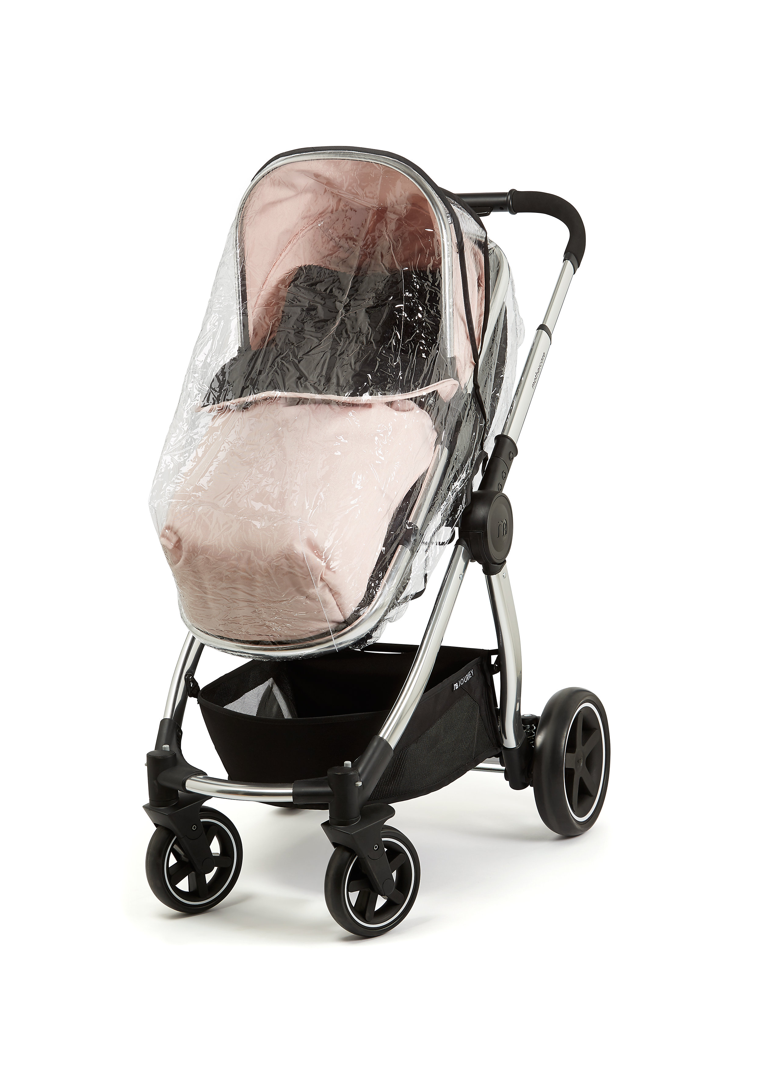 Mothercare | Mothercare Travel System And 3 Wheeler Weathershield Clear
