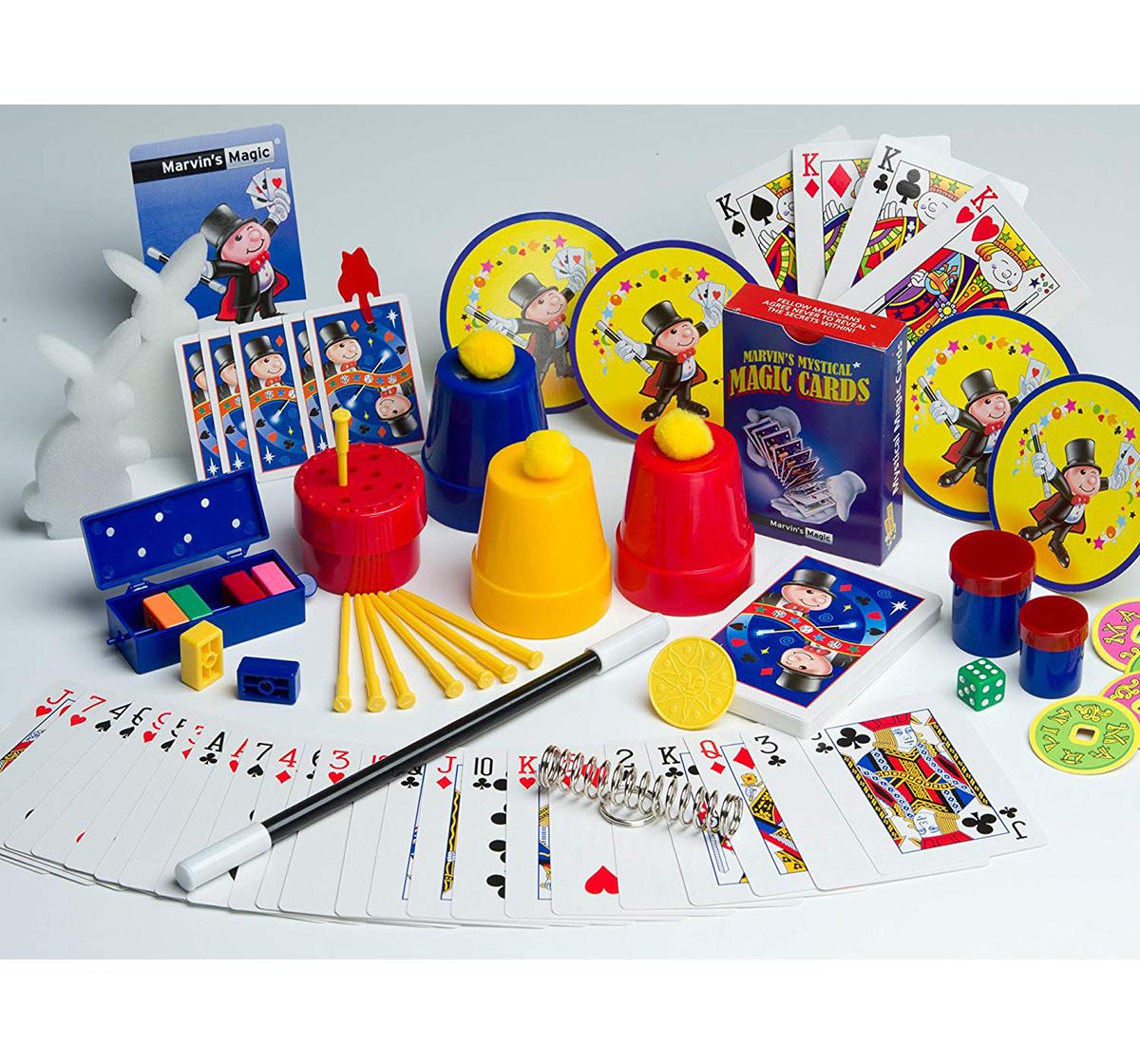 Marvin's Magic | Marvin'S Magic Big Box Of Magic Impulse Toys for Kids age 6Y+