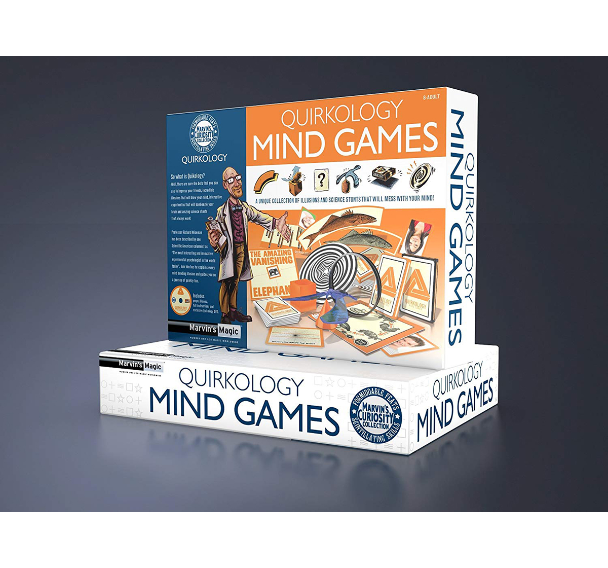 Marvin's Magic | Marvin'S Magic Quirkology Mind Games Impulse Toys for Kids age 8Y+