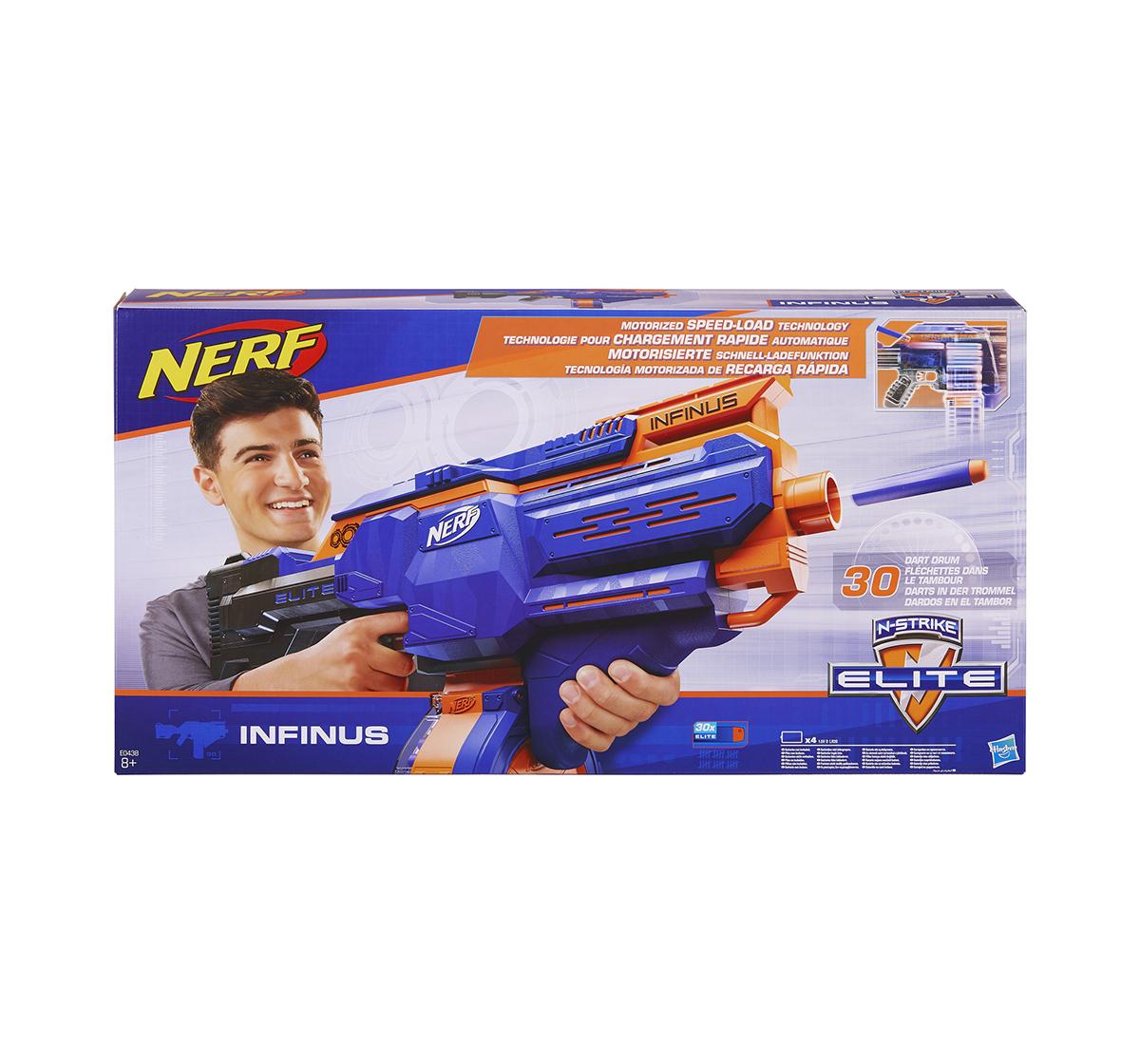 Nerf | Nerf Infinus Blasters for Boys age 8Y+