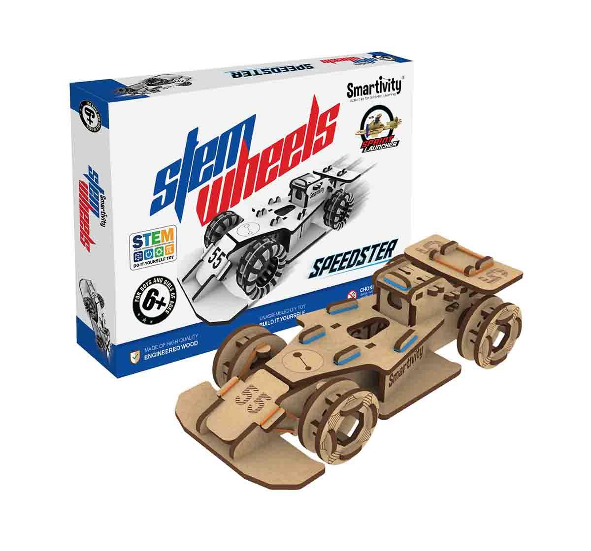Smartivity | Smartivity STEM Wheels speedster