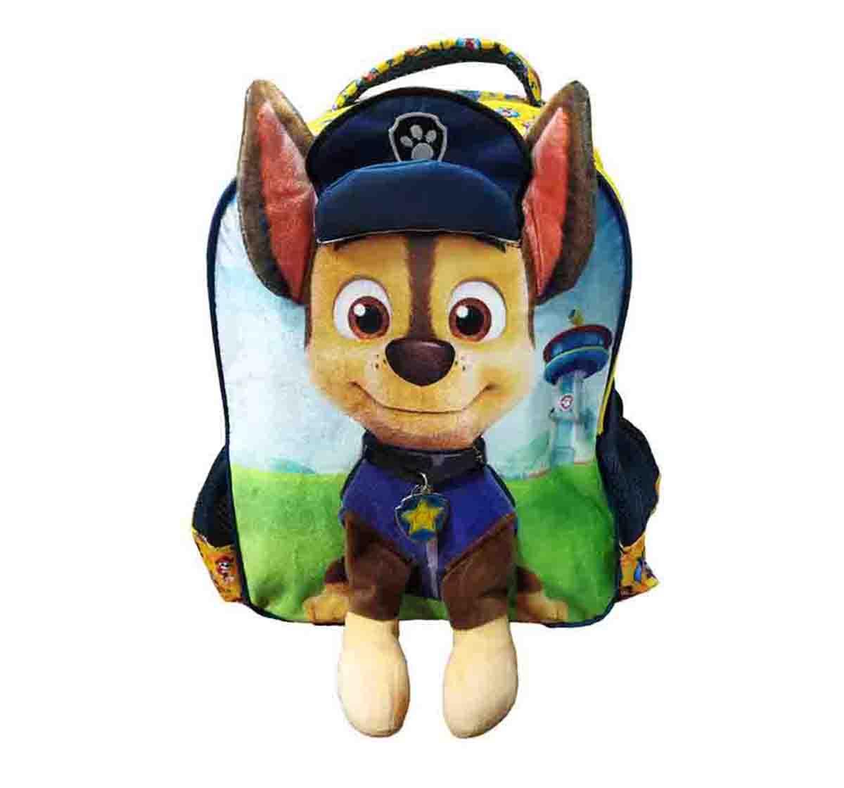 Paw Patrol | Paw Patrol Chase 3D School Bag 36 Cm