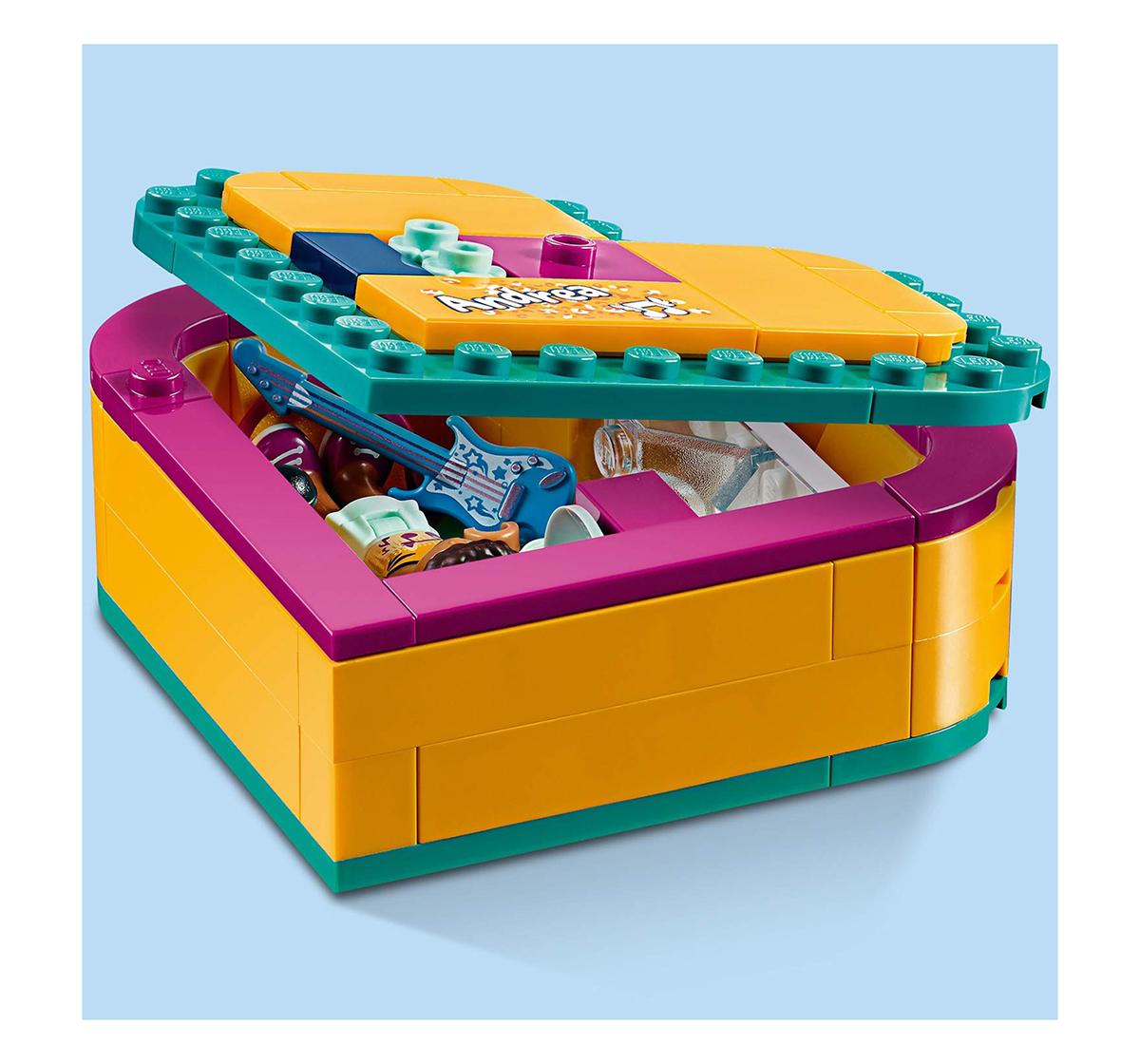 LEGO    Lego Friends Andrea's Heart Box Building Blocks  (84 Pcs) 41354  for Girls age 6Y+