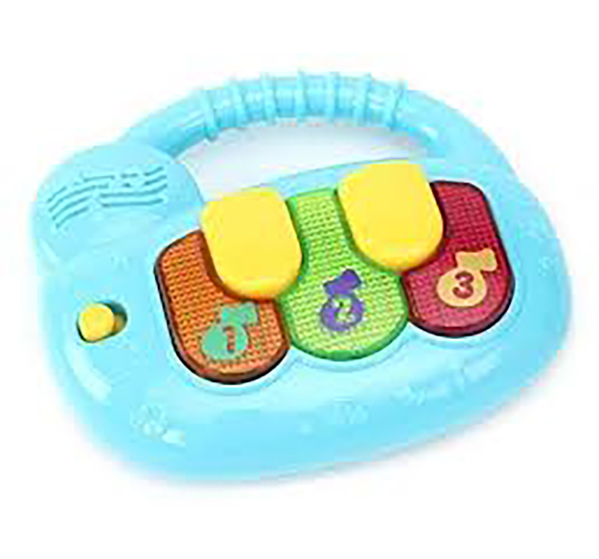WinFun   Winfun Baby Musician Keyboard -New Born for Kids age 3Y+ (Blue)