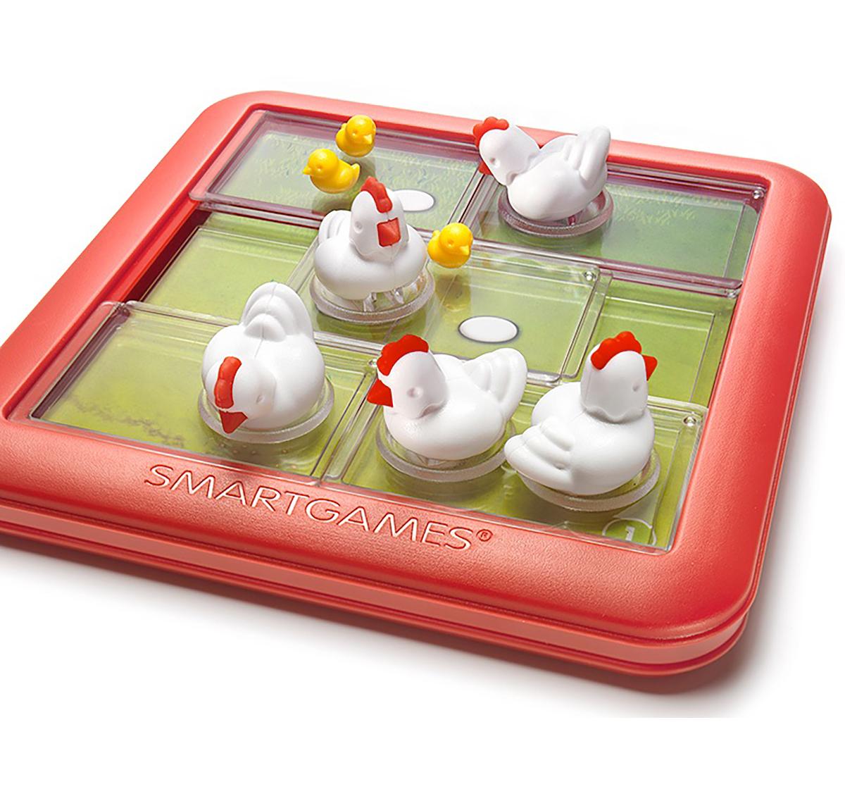 Smart Games    Smart Games Chicken Shuffle Junior for Kids age 4Y+