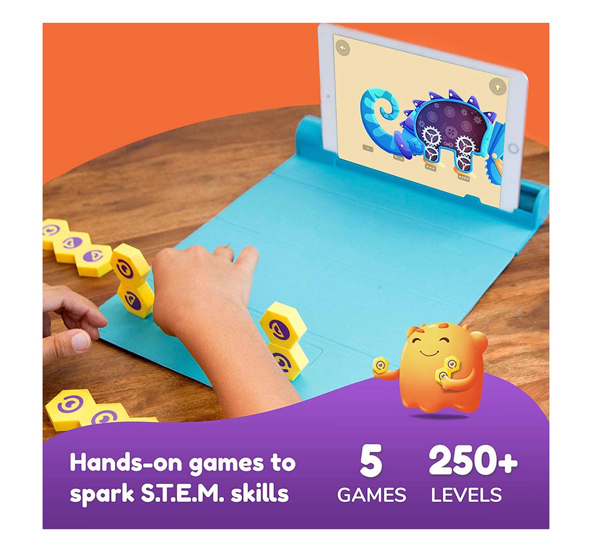 Playshifu | Playshifu Shifu Plugo Link - Construction Kit Games for Kids age 5Y+