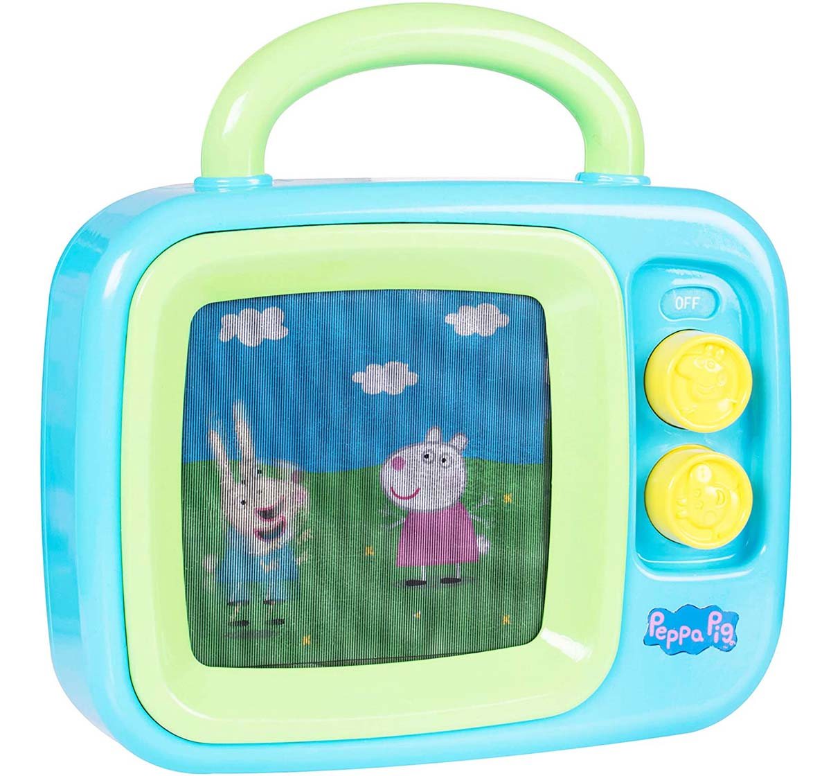 Peppa Pig | Peppa Pig My 1St Tv Roleplay sets for Kids age 18M +