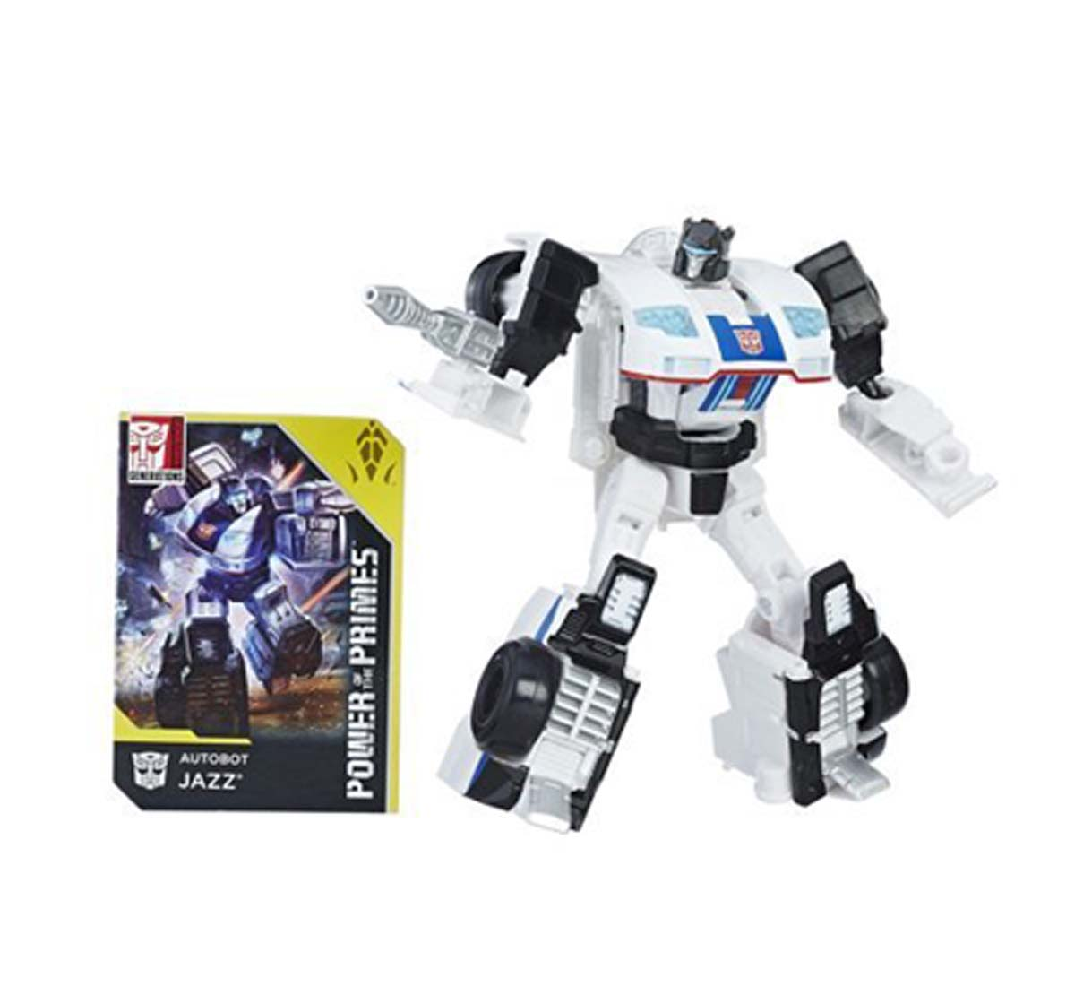 Transformers | Transformers Deluxe Action Figure Assorted Action Figures for Kids Age 8Y+