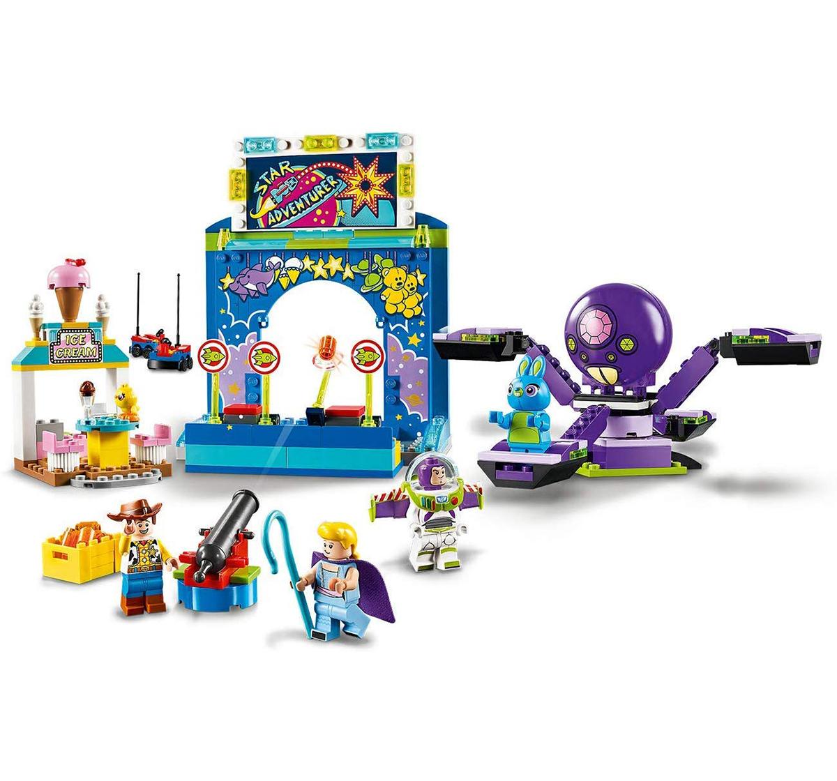 LEGO |  Lego 10770 Buzz & Woody'S Carnival Mania!  Blocks for Kids age 4Y+