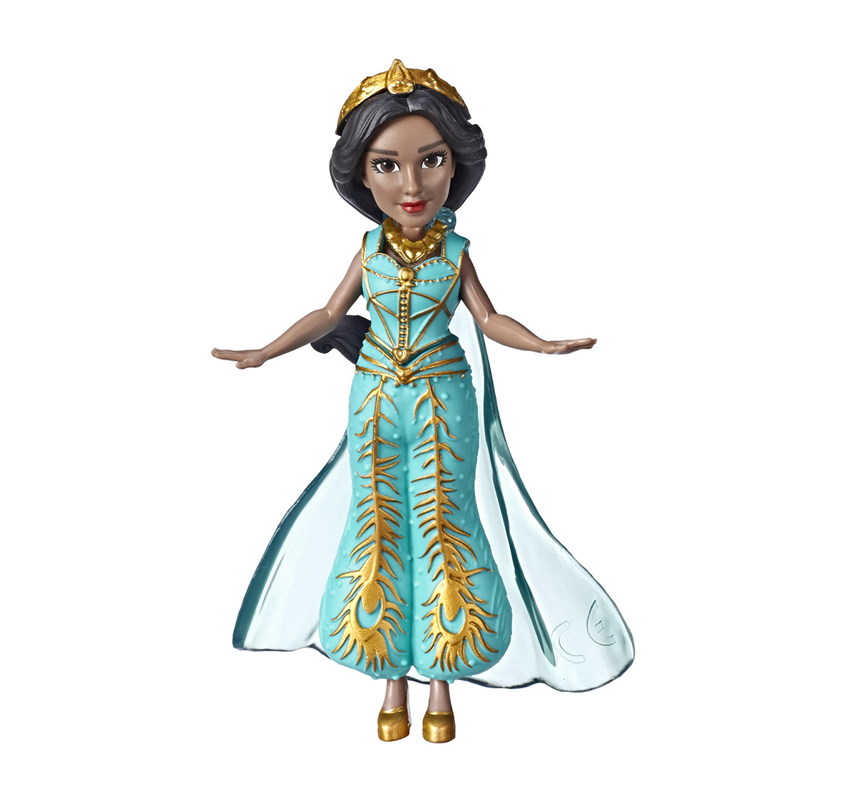 My Little Pony | Disney Princess Jasmine Doll Assorted & Accessories for Girls age 3Y+